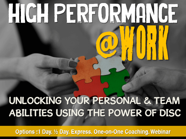 How to Boost High Performance at work