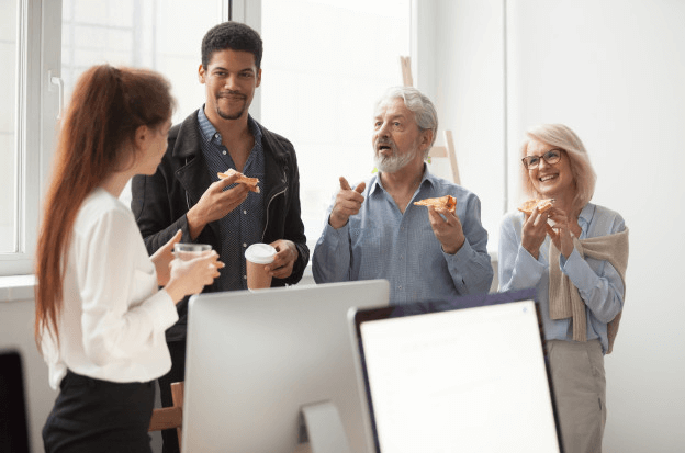 Learn to Communicate in a Diverse Workplace